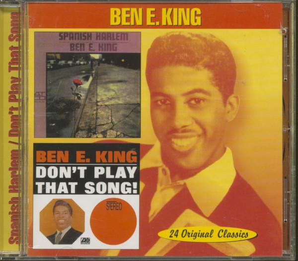 Spanish Harlem - Don´t Play That Song (CD)