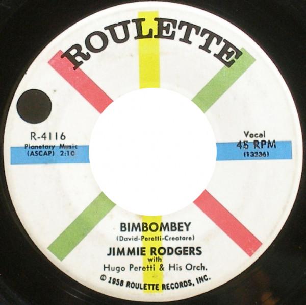 Make Me A Miracle - Bimbombey 7inch, 45rpm