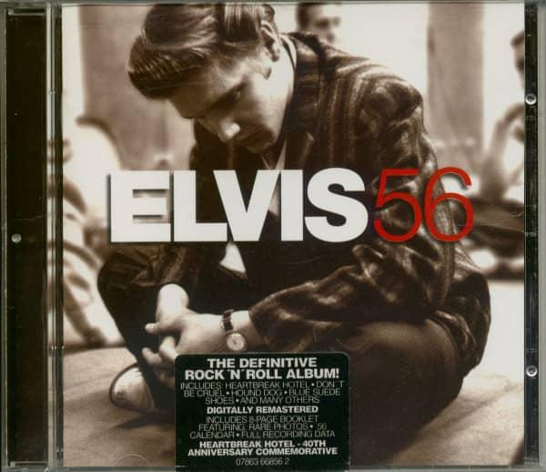 Elvis '56 (CD)