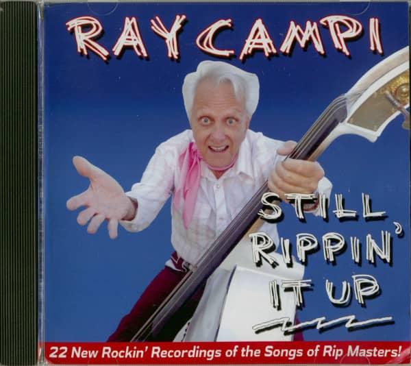 Still Rippin' It Up (CD)