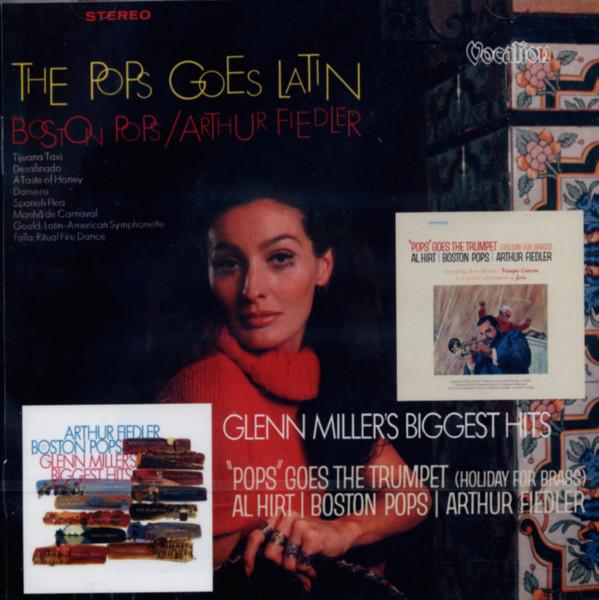 Pops Goes The Trumpet... & Glenn Miller's Biggest Hits (2-CD)