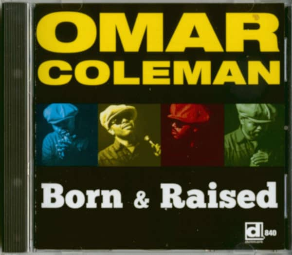 Born & Raised (CD)