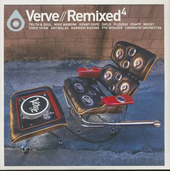 Verve - Remixed 4 (2-LP)