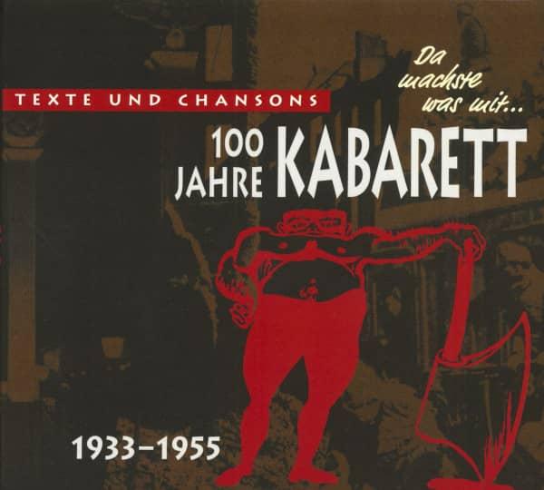 Teil 2, Geschichte des deutschsprachigen Kabaretts (3-CD)