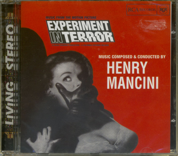 Experiment In Terror - Soundtrack (CD)