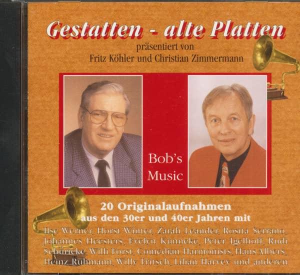 Gestatten - Alte Platten (CD)