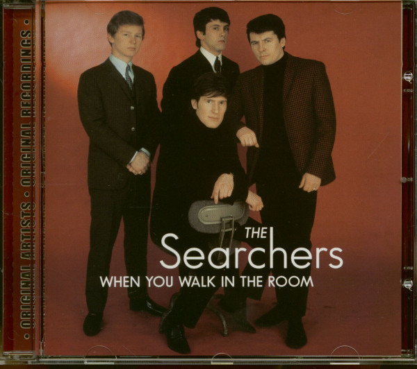 When You Walk In The Room (CD)