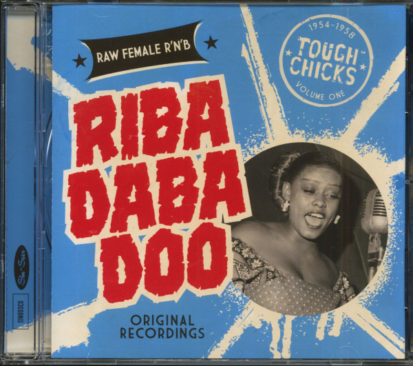 Riba Daba Doo - Tough Chicks Vol.1 (CD)