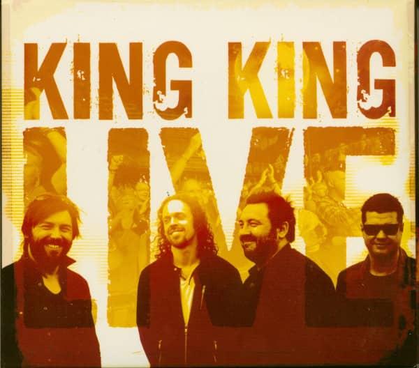 Live (2-CD,1-DVD)