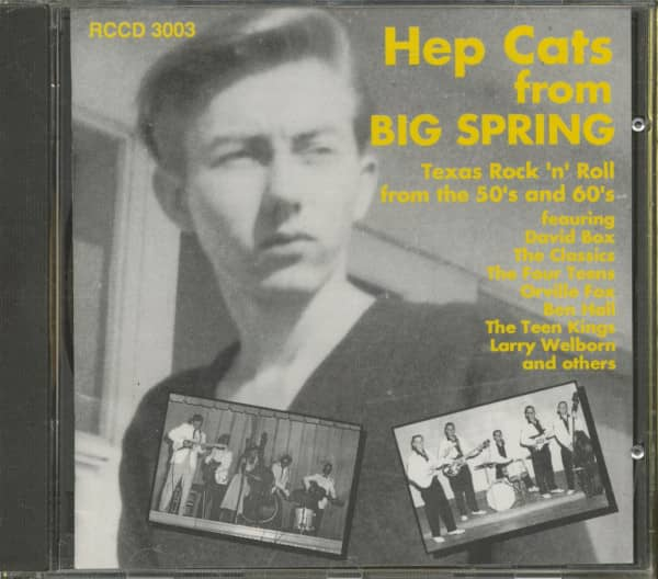 Hep Cats From Big Spring (CD)