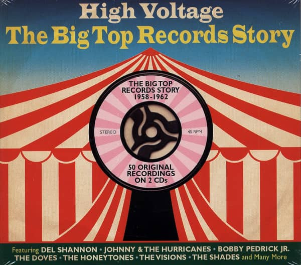 High Voltage - The Big Top Records Story (2-CD)