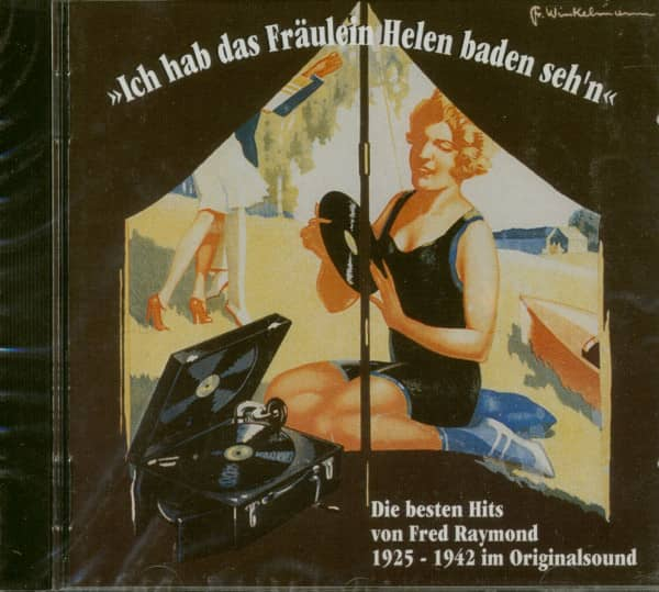 Ich hab das Fraeulein Helen baden seh'n (CD)