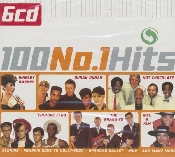 100 No.1 Hits (6-CD)