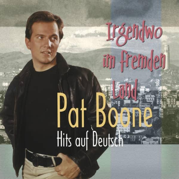 Pat Boone Songs auf deutsch