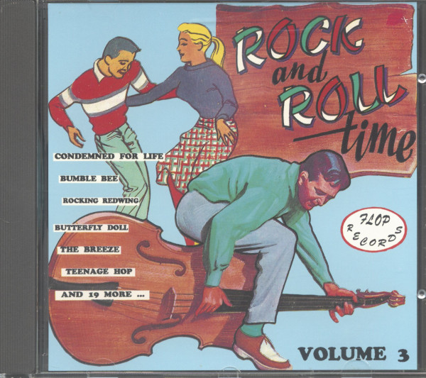 Rock And Roll Time Vol.3 (CD)