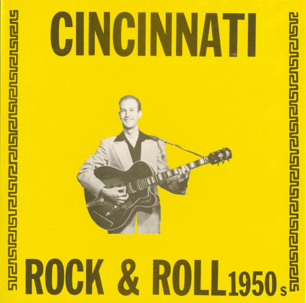 Cincinnati Rock & Roll 1950s (LP)