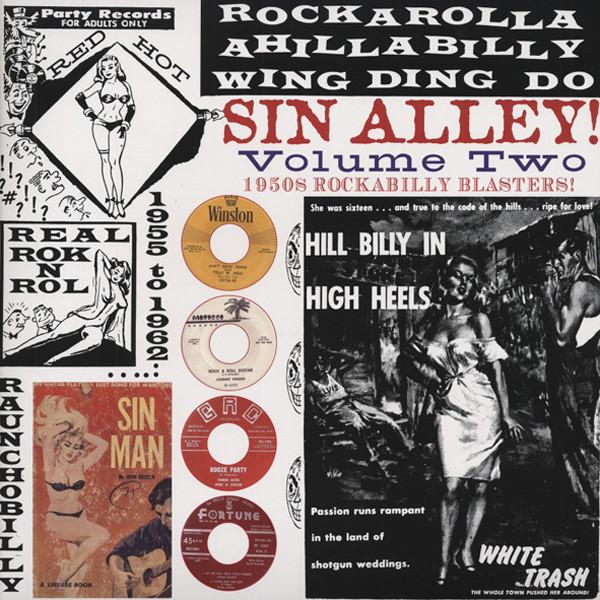 Vol.2, Sin Alley (2011 re-release)