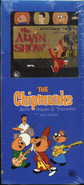 The Alvin Show (CD)