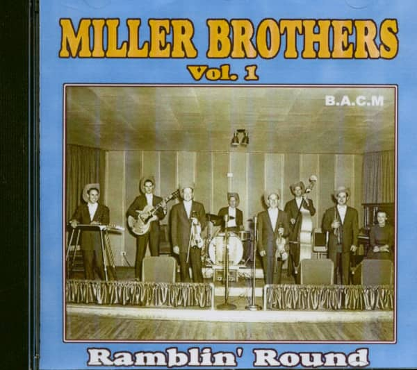 Ramblin' Round Vol.1 (CD)