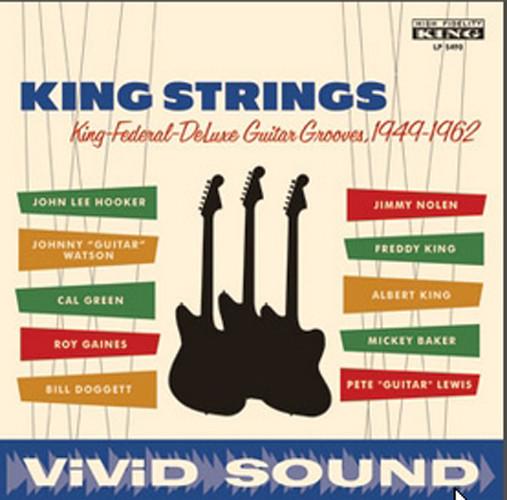 King Strings (180gram vinyl)