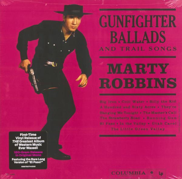Gunfighter Ballads And Trail Songs (Vinyl LP)