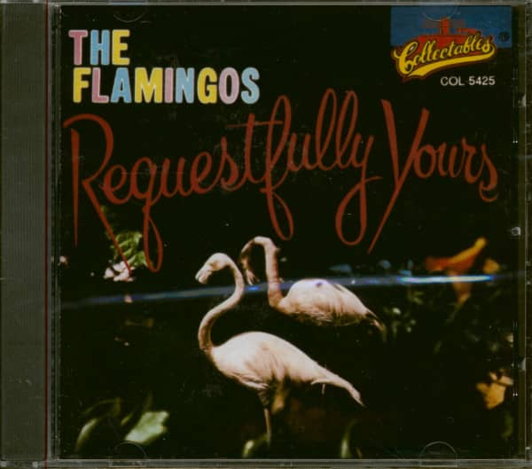 Requestfully Yours (CD)