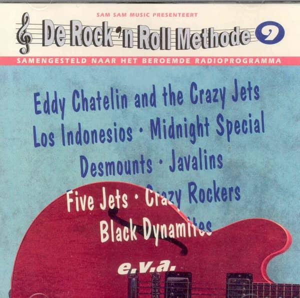 De Rock & Roll Methode Vol.9 (CD)