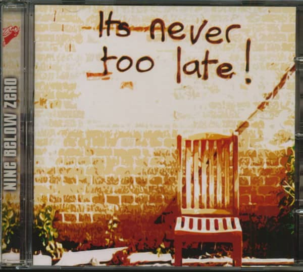 It's Never Too Late! (CD)