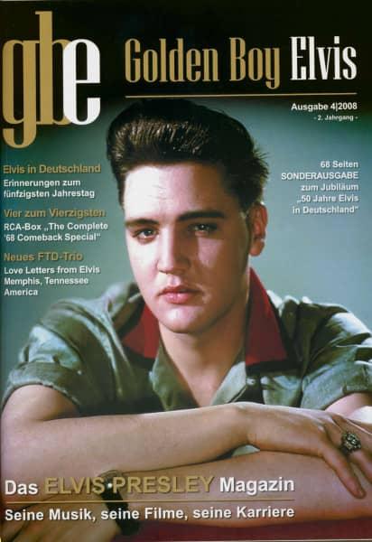 Golden Boy Elvis - Fachmagazin 4-2008