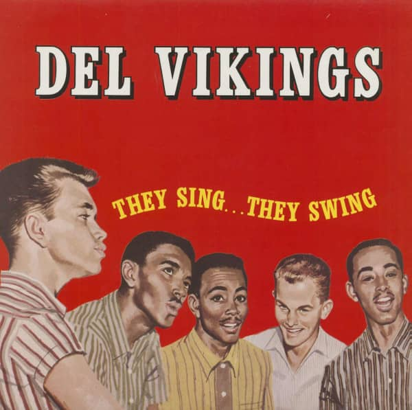 They Sing...They Swing (LP)
