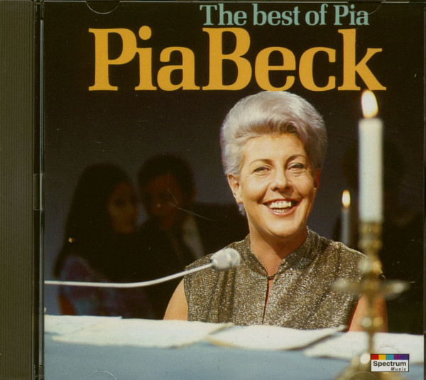 The Best Of Pia Beck (CD)