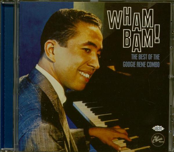 Wham Bam! - The Best Of The Googie Rene Combo (CD)