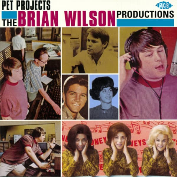 Pet Projects - The Brian Wilson Productions