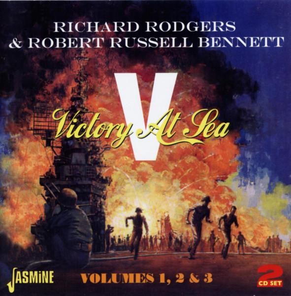 Victory At Sea (2-CD)