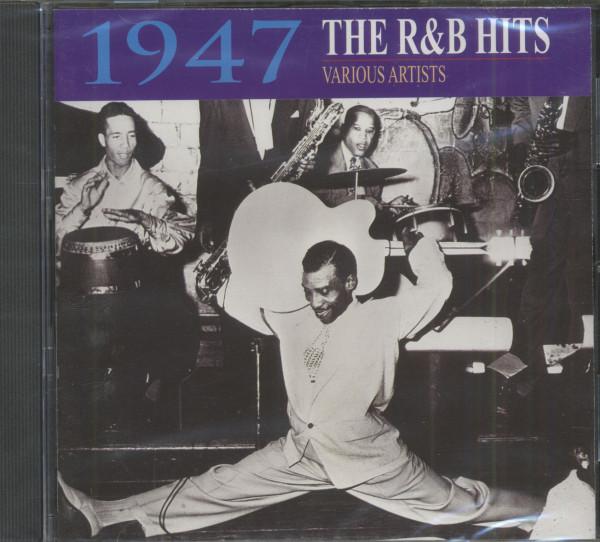 1947 - The R&B Hits (CD)