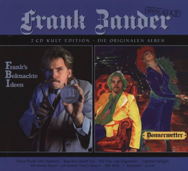 FBI - Donnerwetter...plus - 2-CD Limited