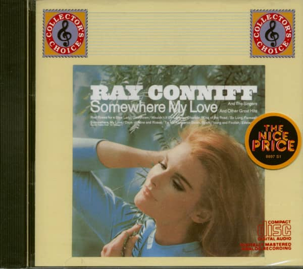 Somewhere My Love (CD)