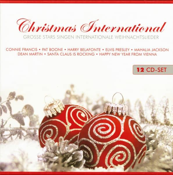 Christmas International (12-CD Box)