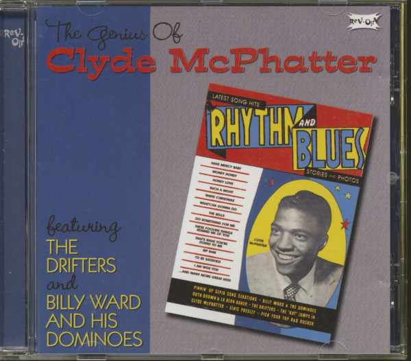 The Genius Of Clyde McPhatter (CD)