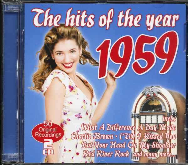 The Hits Of The Year 1959 (2-CD)