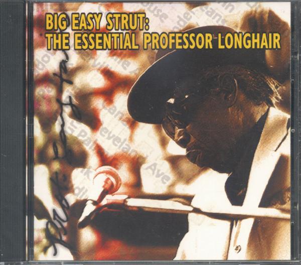 Big Easy Strut - The Essential Professor Longhair (CD)