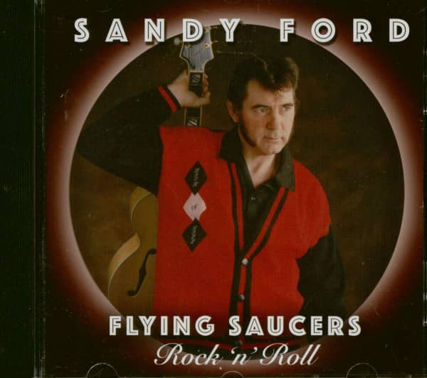 Flying Saucers Rock 'n' Roll (CD)