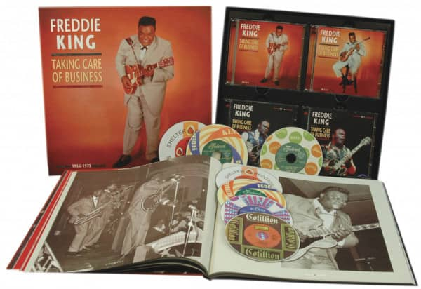 Taking Care Of Business (7-CD)