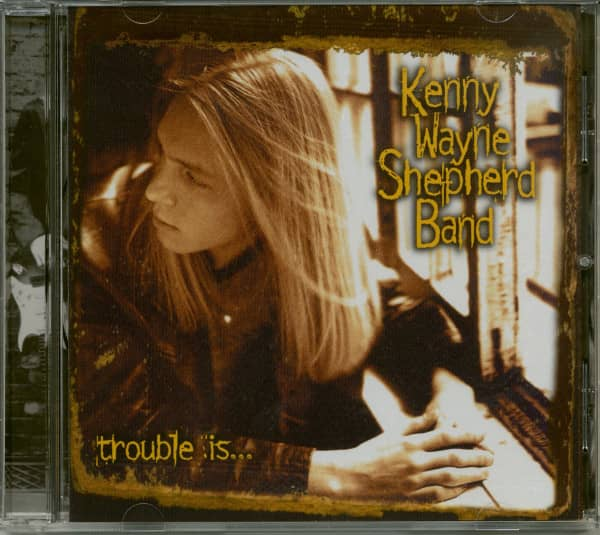 Trouble Is ... (CD)