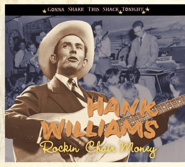 Rockin'Chair Money - Gonna Shake This Shack Tonight