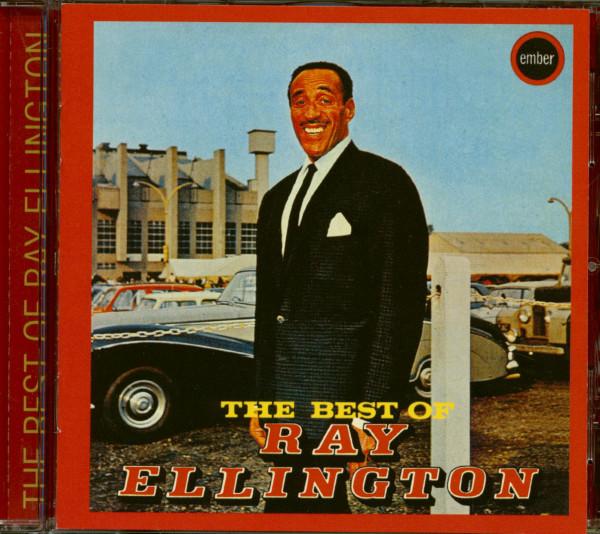 The Best Of Ray Ellington (CD)