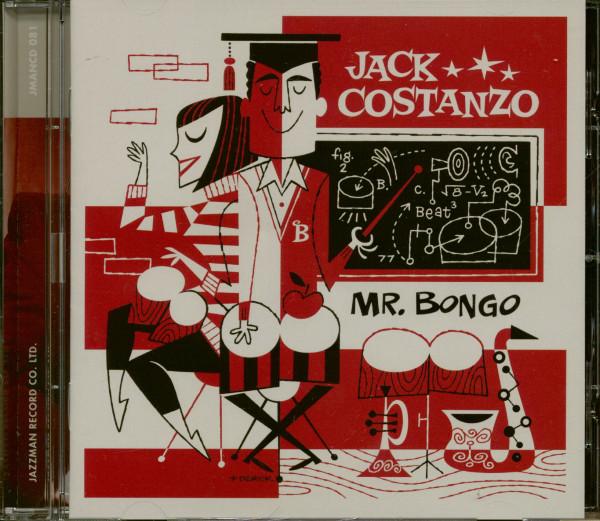 Mr.Bongo (CD)