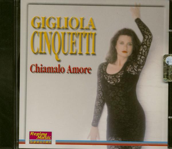 Chiamalo Amore (CD)