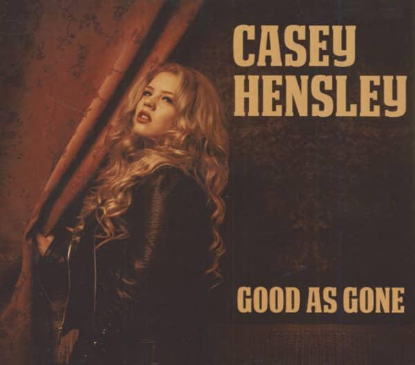 Good As Gone (CD)