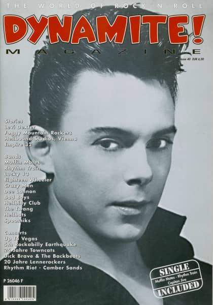 Nr.40 - Magazin & limited Single